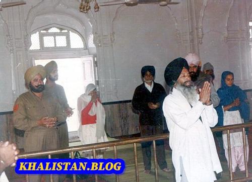 Baba Manochahal's final ardaas