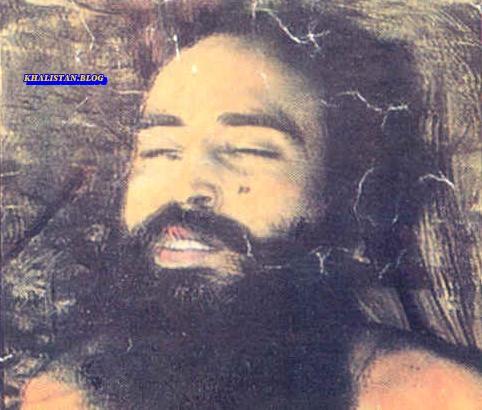Bhai Avtar Singh Brahma - Shaheedi Saroop