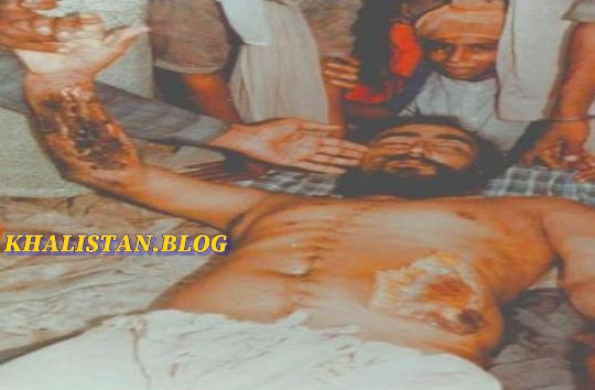 Shaheed Bhai Avtar Singh Shatrana