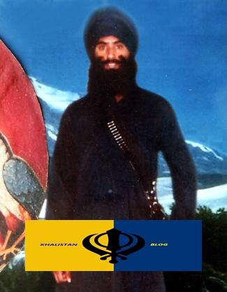 Shaheed Bhai Balwinder Singh 'Ganga' Babbar