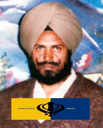Shaheed Bhai Darshan Singh 'Aklian' Babbar
