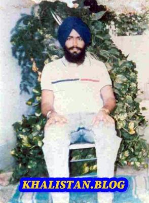 Shaheed Bhai Gurdeep Singh Vakeel - Khalistan Liberation Force