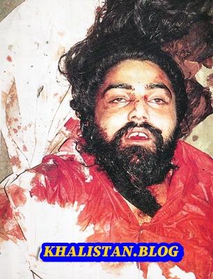 Bhai Gurjant Singh Budhsinghwala Shaheedi Saroop