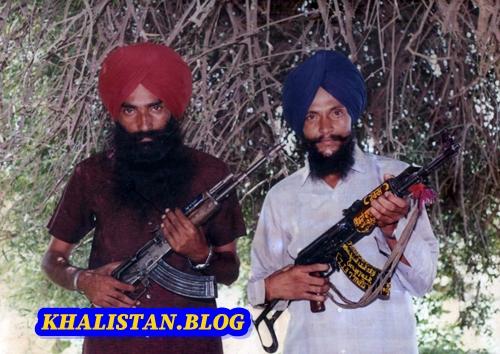 Shaheeds Bhai Gurmail Singh Babbar & Bhai Balwinder Singh Bullet Babbar