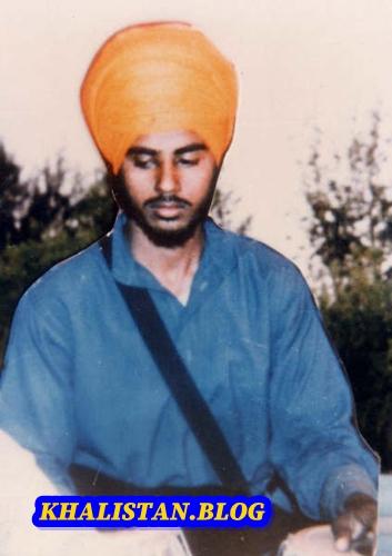 Shaheed Bhai Gurpal Singh Babbar