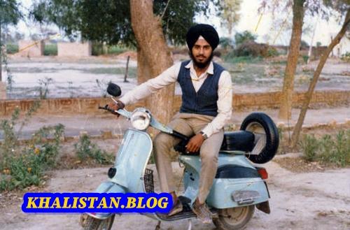 Bhai Gurpal Singh Babbar's before going underground