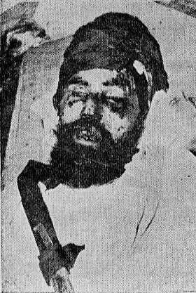 Bhai Harbhajan Singh Shaheedi Saroop