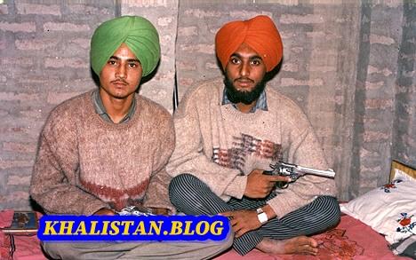 Shaheeds Bhai Kashmir Singh Babbar & Bhai Lachman Singh Babbar