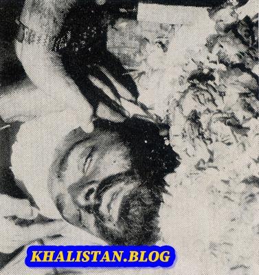 Bhai Manmohan Singh Shaheedi Saroop