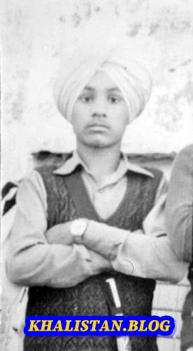 Shaheed Bhai Ravinder Singh Babbar