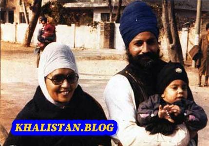 Bibi Amarjit Kaur & Shaheed Bhai Fauja Singh