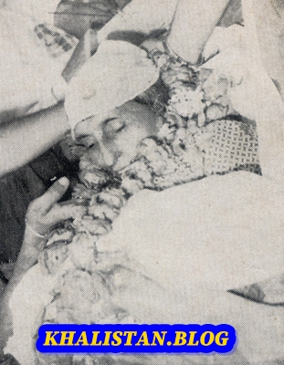 Bibi Darshan Kaur Shaheedi Saroop