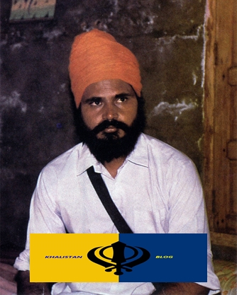 BTFK Chief:Shaheed Baba Gurbachan Singh Manochahal