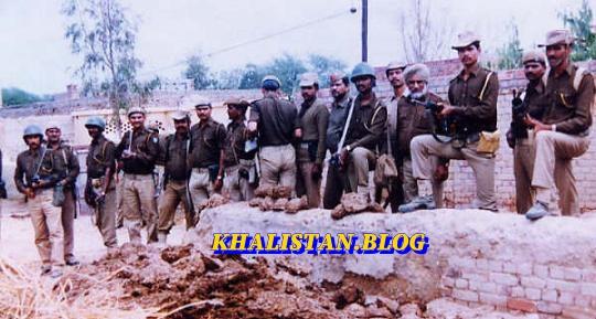 CRPF Force in Punjab