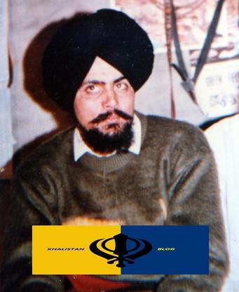 Deputy Chief (BTFK): Shaheed Bhai Surjeet Singh Behla