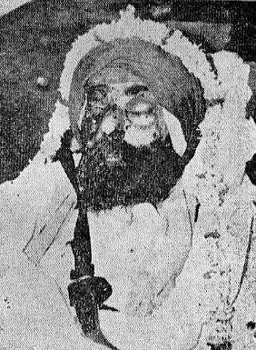 Giani Hari Singh Shaheedi Saroop