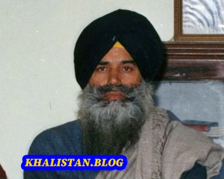 Shaheed Major Baldev Singh Ghuman