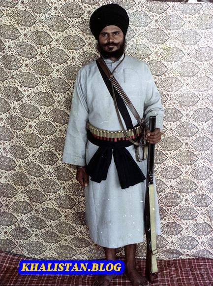 Shaheed Baba Gurbachan Singh Manochahal (1983