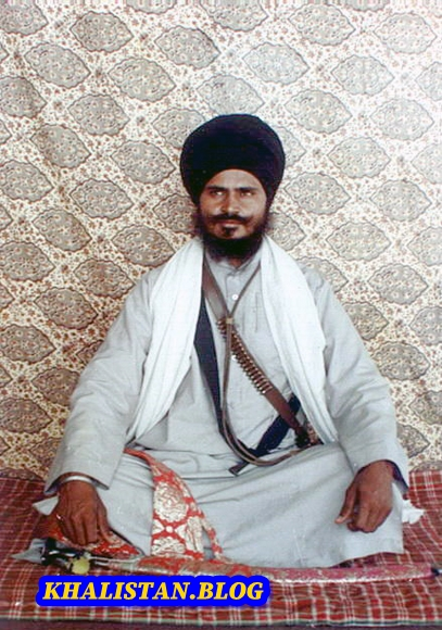 Shaheed Baba Gurbachan Singh Manochahal