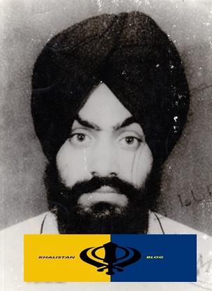 Shaheed Bhai Ajmer Singh Lodhiwal