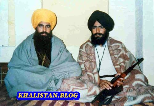 Shaheed Bhai Avtar Singh Brahma and Shaheed Bhai Gurdeep Singh Vakeel