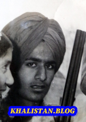 Shaheed Bhai Baljinder Singh 'Raju'