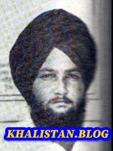 Shaheed Bhai Balwinder Singh 'Billu'