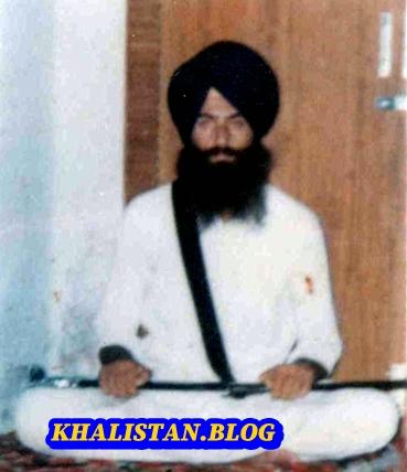Shaheed Bhai Balwinder Singh Ganga Babbar