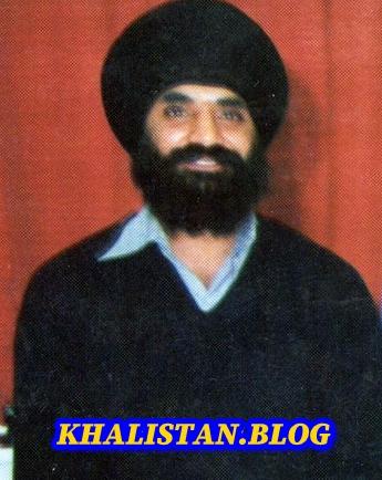 Shaheed Bhai Gurcharan Singh Khalsa