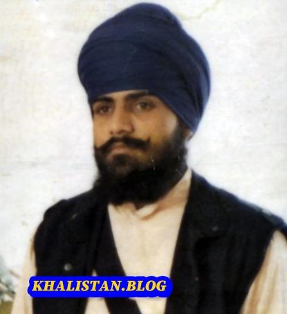 Shaheed Bhai Gurjant Singh Budhsinghwala – General of Khalistan Liberation Force