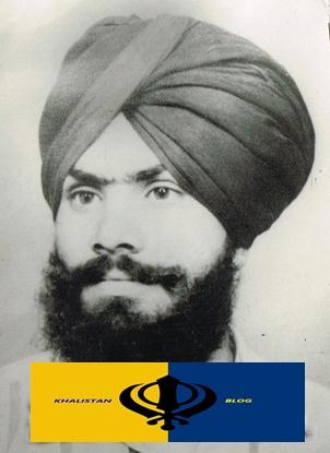 Shaheed Bhai Gurnek Singh 'Neka' aka Baba Hari Singh: Lt. General – Khalsitan Commando Force