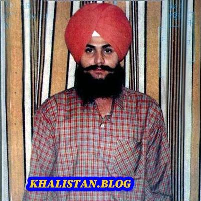 Shaheed Bhai Harmeet Singh Bhaowal Babbar