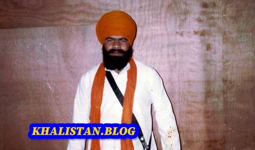 Shaheed Bhai Karaj Singh Thande