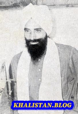 Shaheed Bhai Kashmira Singh