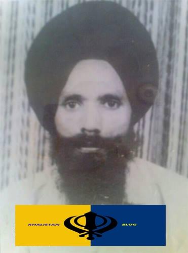 Shaheed Bhai Kulwant Singh Khukhrana