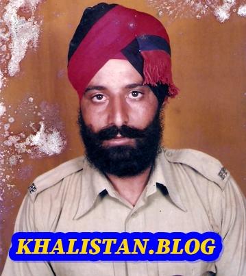 Shaheed Bhai Major Singh (UP) - Khalistan Commando Force