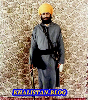 Shaheed Bhai Manbeer Singh Chaheru