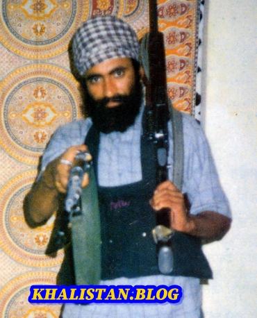 Shaheed Bhai Mangal Singh 'Bamb'