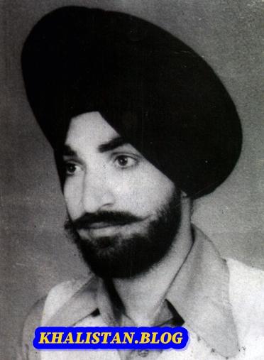 Shaheed Bhai Manjit Singh aka Museebat Singh