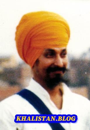 Shaheed Bhai Mengha Singh Babbar
