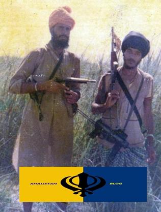 Shaheed Bhai Nishan Singh Makhu (KLF) & Shaheed Bhai Waryam Singh Booraynangal (BTFK)