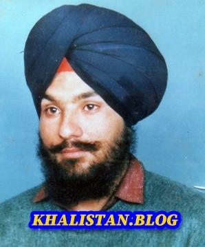 Shaheed Bhai Ravinderbeer Singh 'Bhola' - Lt. General Khalistan Liberation Force