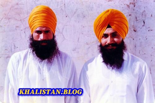 Shaheed Bhai Sukhdev Singh Sukha & Bhai Nirmal Singh Nimma