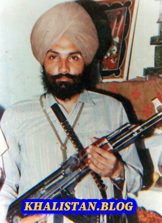Shaheed Bhai Sukhwinder Singh Sangha