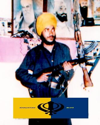 Shaheed Bhai Waryam Singh Booraynangal