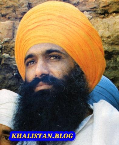 Shaheed Jathedar Gurdev Singh Kaunke