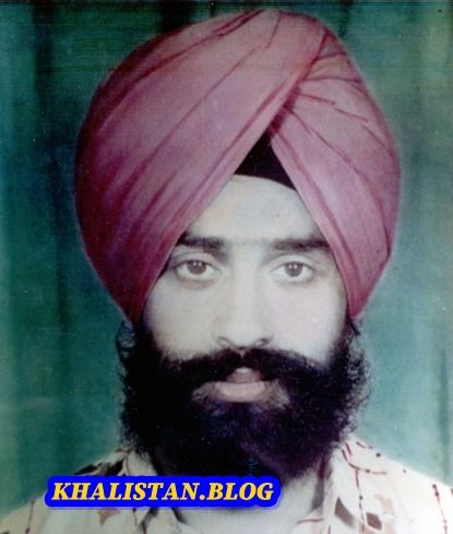 Shaheed Master Sukhwinder Singh Babbar