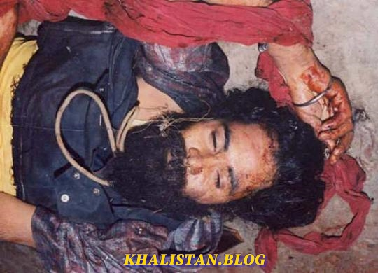 Shaheed Singh of Rataul Battle