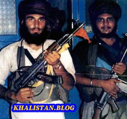 Shaheeds Bhai Amarjeet Singh Billa and Bhai Shamsher Singh Shera