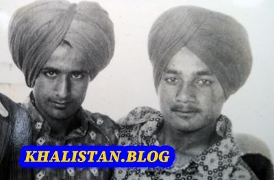 Shaheeds Bhai Baljinder Singh 'Raju' & Bhai Harjinder Singh Jinda